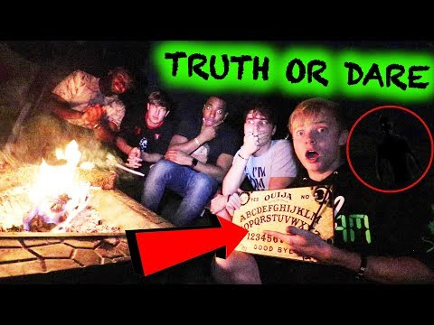 TRUTH OR DARE at 3 AM CHALLENGE