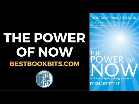 Eckhart Tolle: The Power of Now Book Summary | Bestbookbits