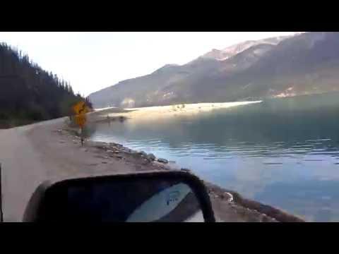 Muncho lake BC , Canada