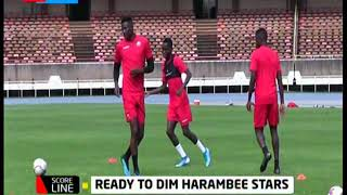 Harambee Stars Jet back and embark on training at Kasarani stadium | Scoreline