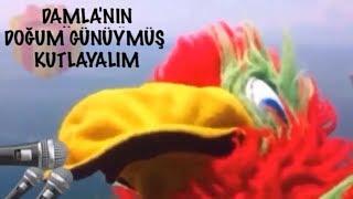 İyi ki Doğdun DAMLA ) 2.VERSİYON Komik Doğum günü Mesajı happy birthday Damla Made in Turkey ) 🎂
