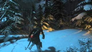 Rise of The Tomb Raider Gameplay