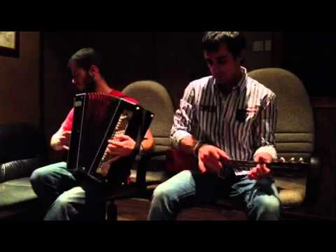 Sanad T'haquakhua And Rakan Qojas Playing Chechen Music