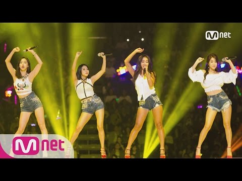 [Special M COUNTDOWN In CHINA] SISTAR(씨스타) _ INTRO + Shake It 160602 EP.476