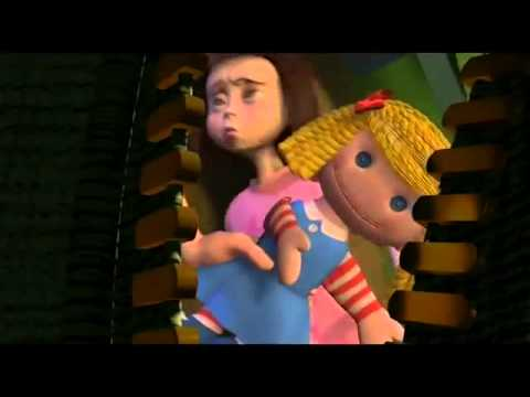 Toy Story Sid S House Youtube