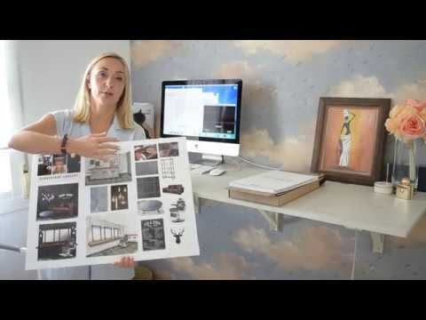 Interior Design : How to Present Your Ideas to the Client