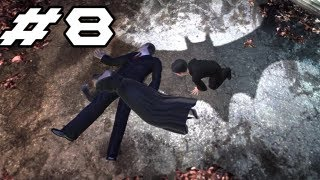 BATMAN Arkham Asylum Gameplay Walkthrough - Part 8 - Recreating Tragedy  (Let