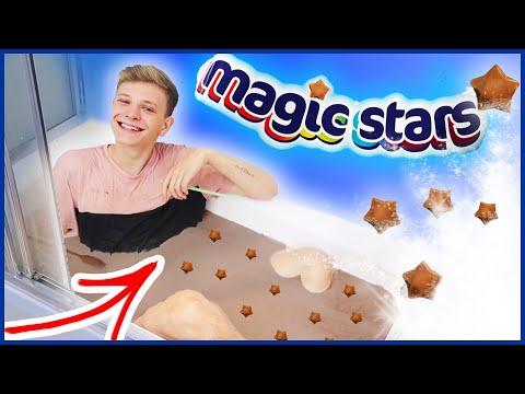 WANNA CZEKOLADY MAGIC STARS!😱🍫 | Dominik Rupiński