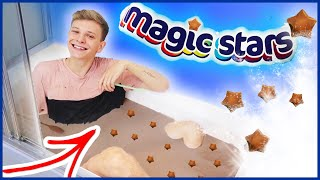 WANNA CZEKOLADY MAGIC STARS!😱🍫 | Dominik Rupiński