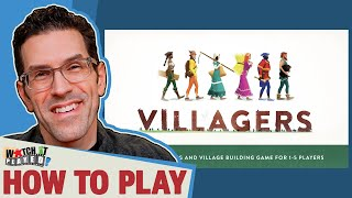 Villagers - How To Play