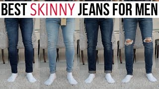 Skinny Jeans Haul For Guys In 2018 (Asos, New Look, River Island & Stradivarius)