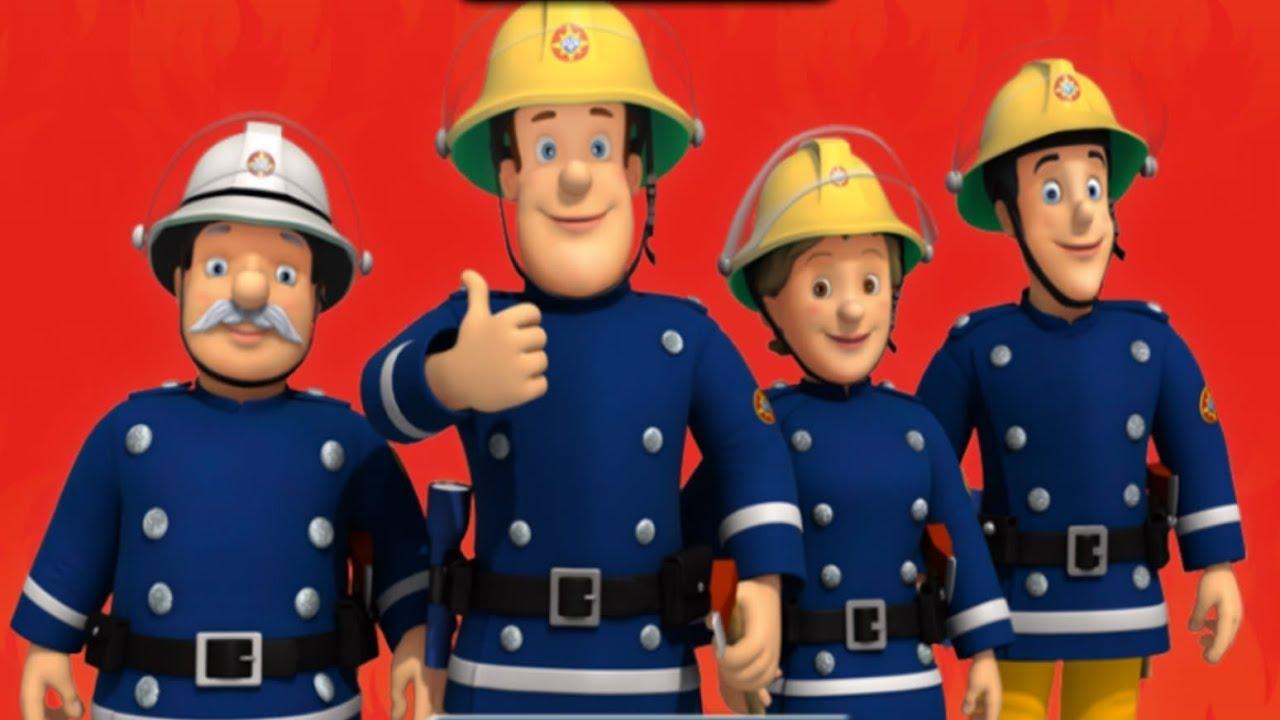 Feuerwehrmann Sam Netflix