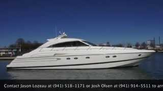 2001 65' Princess For Sale in Anna Maria, FL