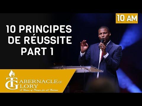 Pasteur Gregory Toussaint | 10 Principes de Réussite | 10 AM