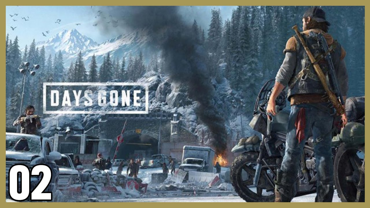 Days Gone Episode 02 • Une blessure grave