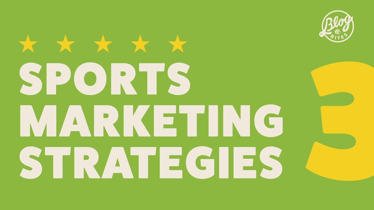 Sports Marketing Strategies: A Game Plan to Win Fans