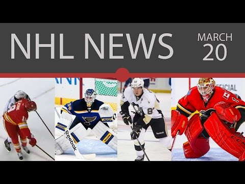 NHL News – Tkachuk Elbow, Losing & Winning Streaks, J. Allen, B. Elliott