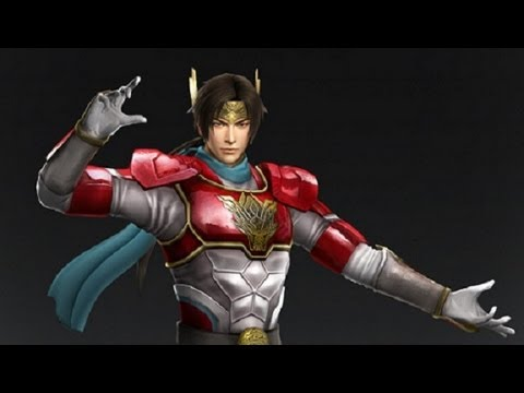 真・三國無双 7 / Dynasty Warriors 8 - Zhao Yun (DLC outfit) lvl 99 hard difficulty