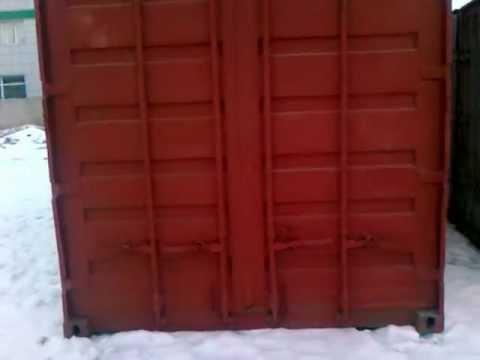 видео: купить контейнер 20 тонн 2 штуки