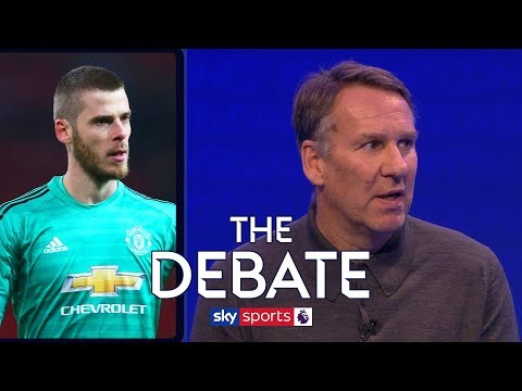 Should David De Gea leave Manchester United? | The Debate | Merson & Sherwood