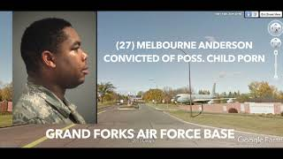 Jail & Dishonorable Discharge For GF Airman Convicted In Child Porn Case