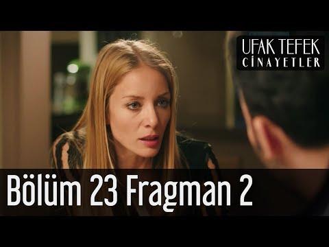 Ufak Tefek Cinayetler 23. Bölüm 2. Fragman