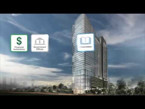 The Gateway Condo & Office Phnon Penh Cambodia