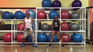 I Got You by Shaggy ft Jovi Rockwell. Zumba Choreography by Alexsa