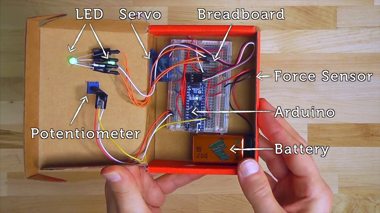 Make This! Introduction to Electronics Prototyping Using Arduino