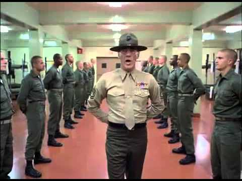 buon compleanno Gesù Cristo   FULL METAL JACKET   YouTube