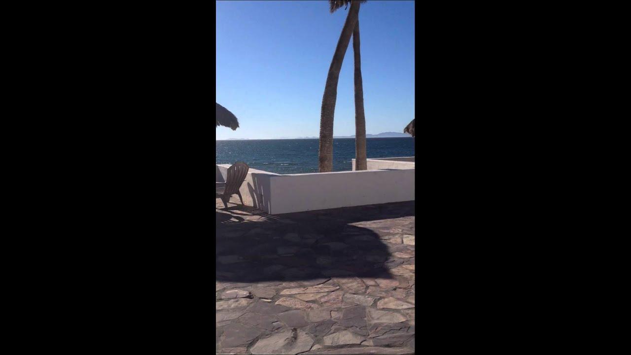 La Playa Rv Hotel Kino Bay Mexico December 2017