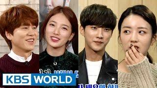 Entertainment Weekly | 연예가중계 - Bae Suzy, Kyuhyun, Son Hyunjoo (2015.11.13)