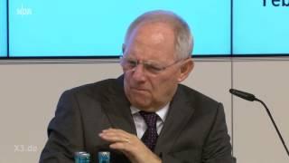 Hochbegabte Politiker: Wolfgang Schäuble