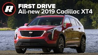 2019 Cadillac XT4 First Drive: The good and the even better