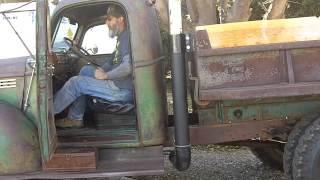 1942 Chevy Dump Truck