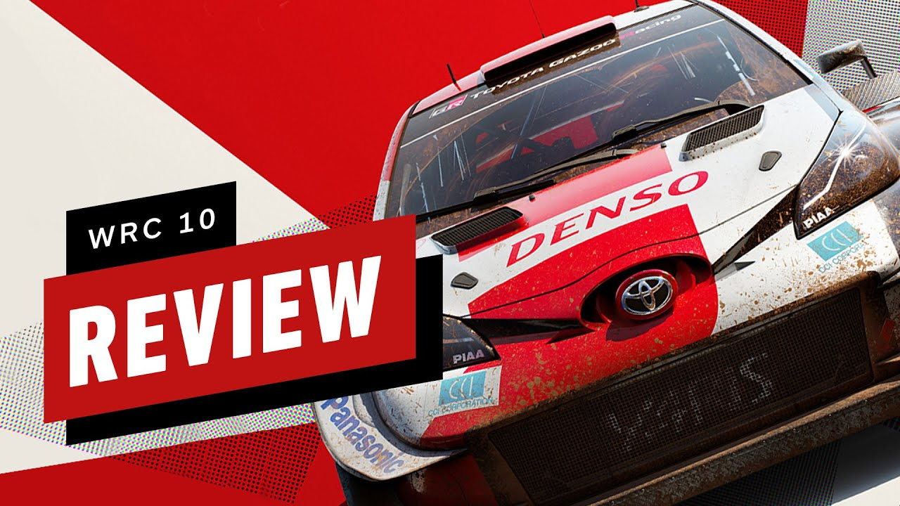 WRC 10 Review (Video Game Video Review)