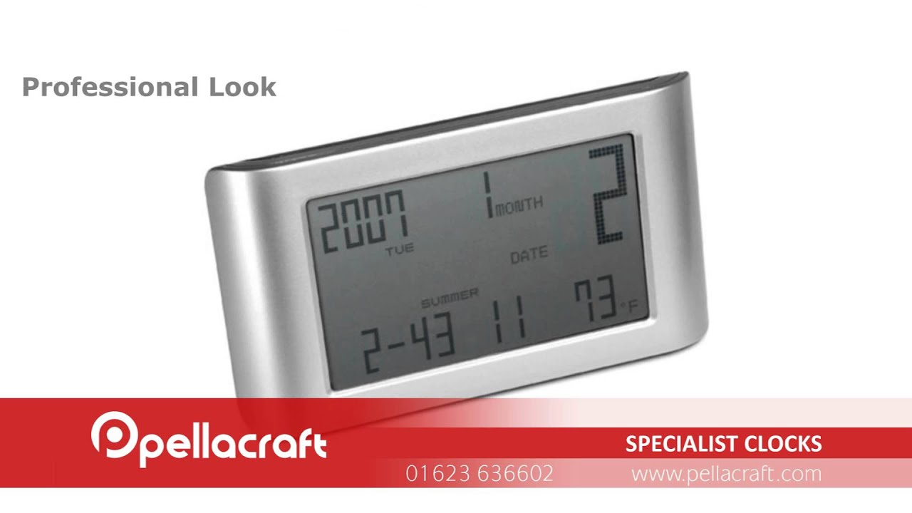 Clocks & Watches - Specialist Business Clocks