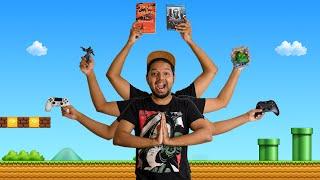 എൻ്റെ Crazy Toys, Video Games & Movie Collection! A Day In Our Life Trip Couple - #stayhome #withme