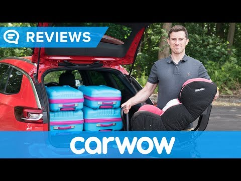 Vauxhall (Opel) Insignia Sports Tourer Estate 2018 practicality review | Mat Watson Reviews