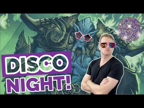 Hearthstone | Disco Night! | Wild Discard Warlock | Rastakhan's Rumble