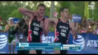 Triathlon Motivation || Brownlee Brothers - Hard work and dedication