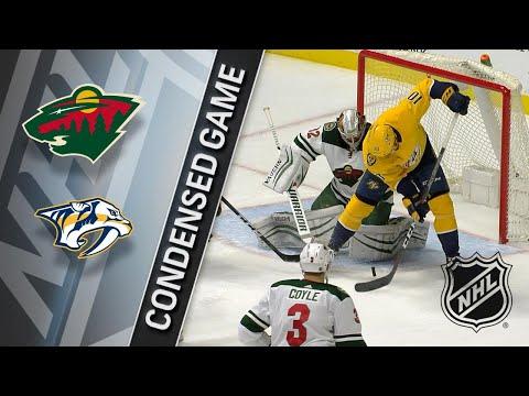 12/30/17 Condensed Game: Wild @ Predators