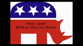 RINO Alert!: MA Republican Candidate Marty Lamb Donates To Liberal Dems???