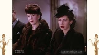 Fashion during the Blitz  - 1941 Color Film by Jack Cardiff Thumbnail