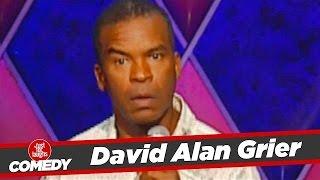 David Alan Grier Stand Up - 2002