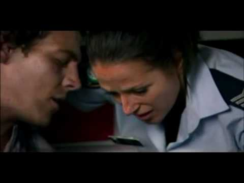 Home and Away - Brax collapses in Charlie