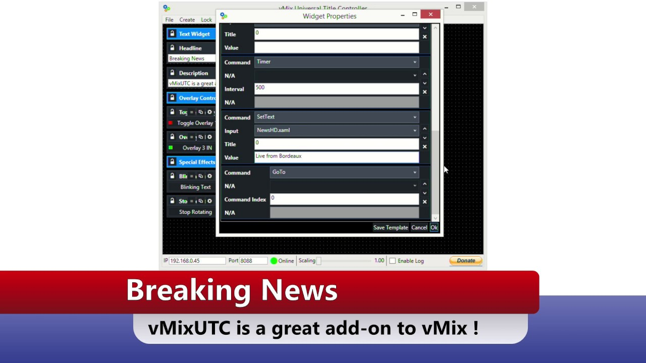Vmix UTC how to get started, use cases & advanced tips