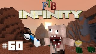Minecraft: FTB Infinity: Ritual of Draconic Resurrection! (Part 60) (Dutch Commentary)