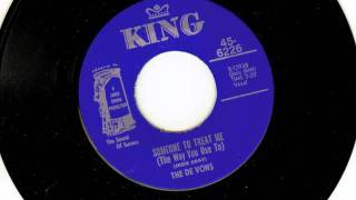 The DeVons- Someone To Treat Me (The Way You Use To)