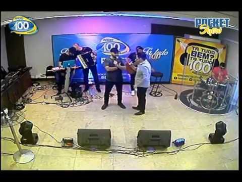 Pocket Show com FELIPÃO – Rádio 100 #NAINTEGRA